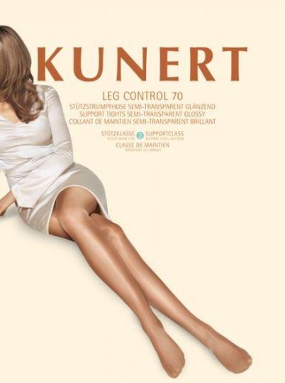 Kunert Stütz Strumpfhose Leg Control Stützklasse 2