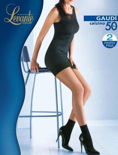 Levante Söckchen Gaudi 50 den 6er Pack