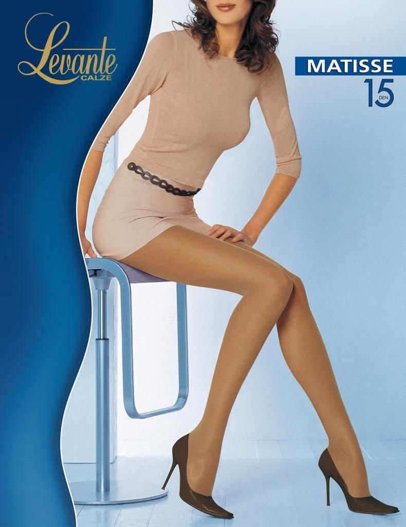 Levante Feinstrumpfhose mit Make up Effekt Matisse 10den
