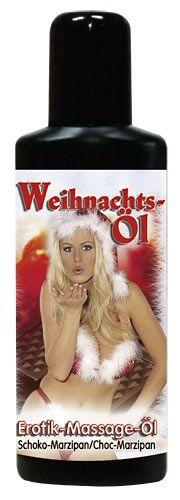 Weihnachtsöl für den Körper Schoko-Marzipan