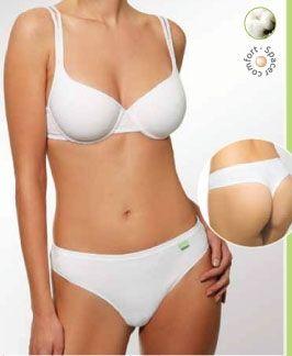 Lisca Brazil Slip Aura mit 90 % Baumwolle Größe S-XL