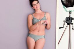 Anita Schwangerschafts Slip Polka Dots Größe 36-46
