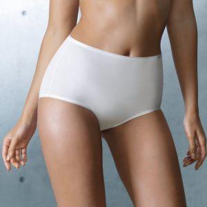 Anita Rosa Faia Basic hoher Taillenslip weiß 1319 mit Microfaser Größe 36 bis 54