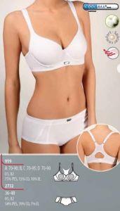 Angebot Lisca Sport BH mit Bügel Schale Größe 85 B schwarz
