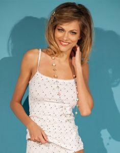 Lisca Hemdchen Serie Comfy bis Größe XL aus Baumwolle