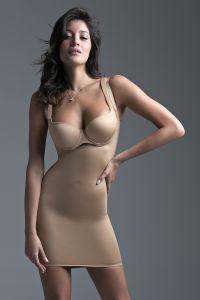 Lisca Bodyliner Kleid zum Tragen des eigenen BH Olina bis Größe XXL