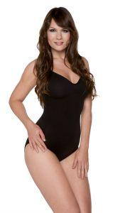 Body ohne Bügel Größe XL schwarz