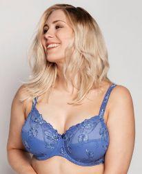 Ulla Bügel BH blau