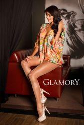 Glamory Stützstrumpfhose Vital 40 bis Größe 62