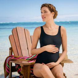 Anita Umstands Badeanzug Palm Beach bis G Cup