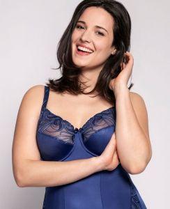 Bügel Body blau Ulla Carmen 2573