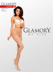 Glamory Feinstrumpfhose Satin 40 blickdicht Größe 40-62