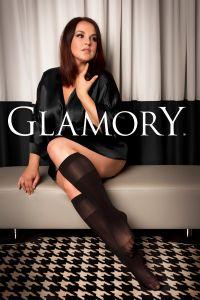 Glamory Kniestrümpfe Fit 50