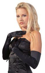 Lange Handschuhe schwarz kaufen