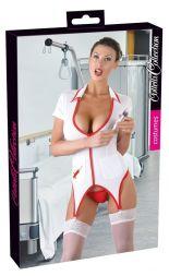 Cottelli Sexy Krankenschwester Kostüm bis Größe XL