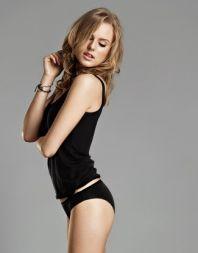 Damen Hemdchen schwarz