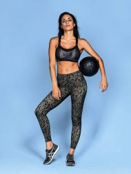 Anita Sport Leggings python mit Massageeffekt 36-48