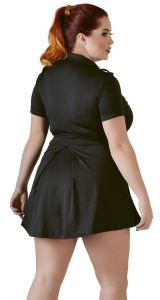 Cottelli Polizei Kleid Kostüm bis Größe 60-62